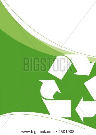 Recycling Vector Layout