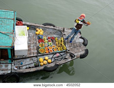 Asian Floating Market, Vietnam