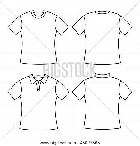 T-shirt woman.