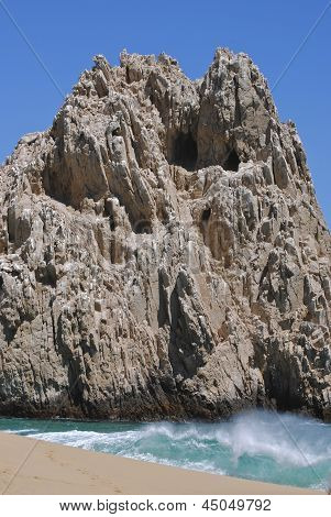 Cabo Rock Formations