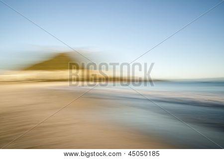 Abstarct landscape
