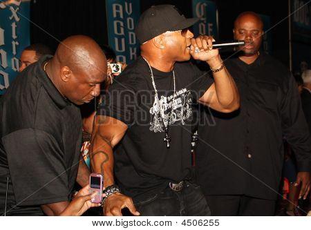 LL Cool J at Ladies Love Affair
