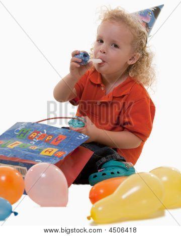Fun At A Party