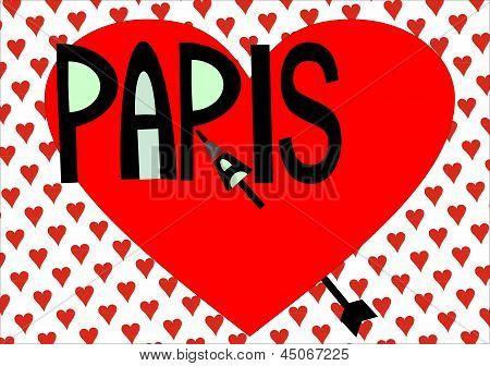 Coração de Paris