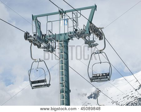 seater chairlift