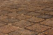 pic of tora  - the image of Laterite texture  - JPG