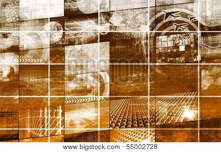 Futuristic Technology as a Next Generation Art