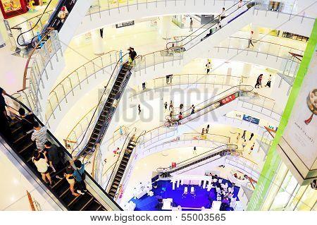 Thailand Shopping Mall