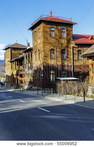 Two Twin Villas In Zakopane In Poland