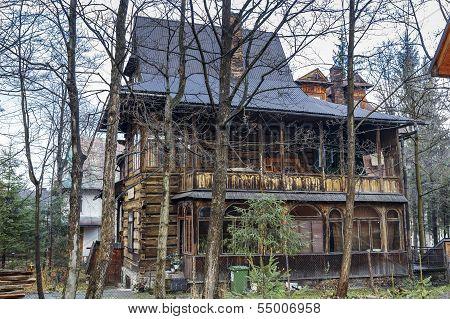 Villa Dora, Pension Zameczek In Zakopane