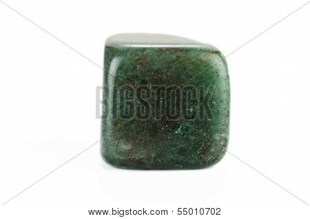 Green Aventurine Cube