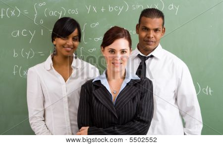 Mathematics Teachers