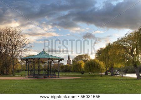 Park at Stratford Upon Avon