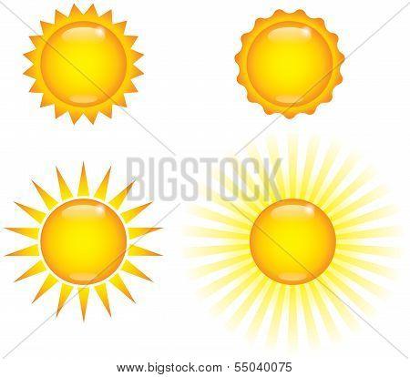 Shiny Suns