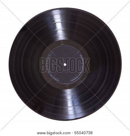 Isolated Vinyl