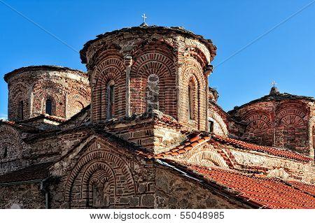 The Monastery of Treskavec or St. Bogorodica