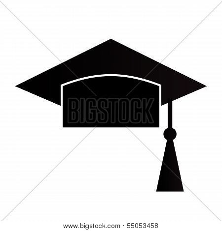 Mortar Board Or Graduation Cap