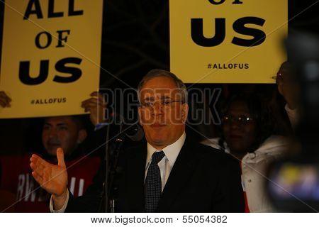 NYC Comptroller-Elect Scott Stringer