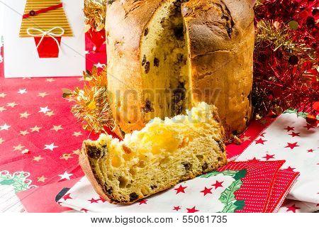 Christmas Italian Cake Called