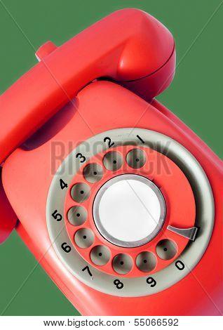 retro phone concept