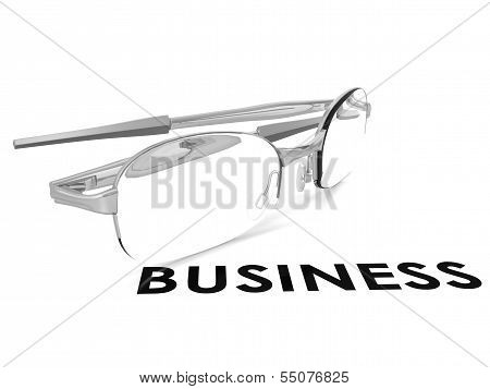 Business spectacle
