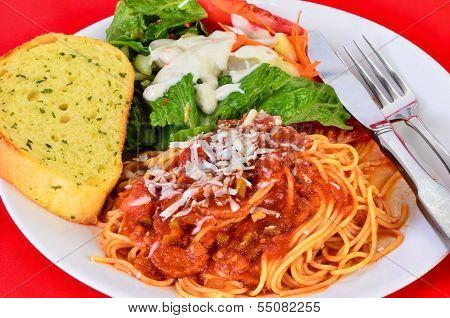 Sausage And Tomato Sauce
