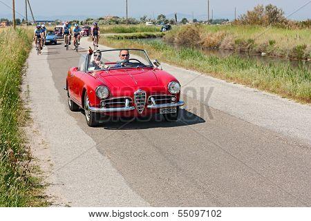 Vintage Car Alfa Romeo