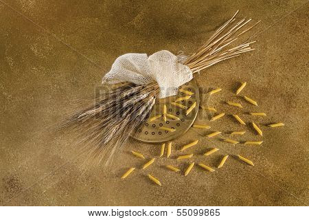 Extrude, Wheat And Penne