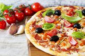 pic of black-cherry  - Pizza  - JPG