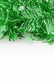 Green Decoration For Christmas And New Year