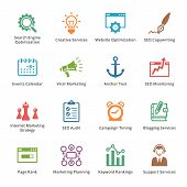 picture of anchor  - This set contains 16 SEO and Internet Marketing icons that can be used for designing and developing websites - JPG