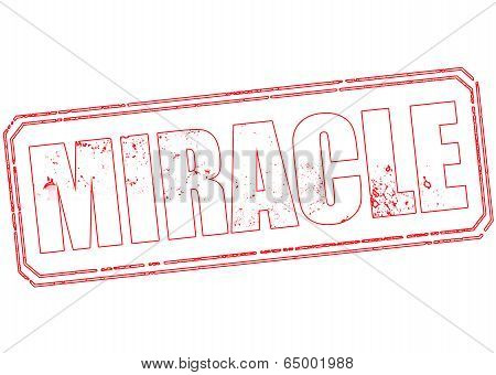 Miracle Stamp