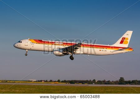 A321 Iberia