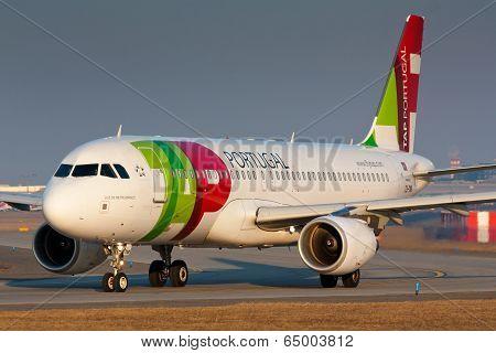 A320 Tap