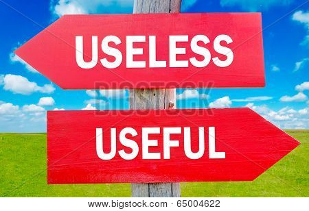Useless And Usefull