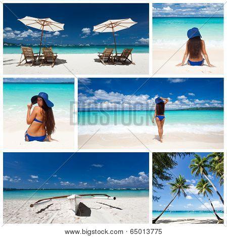 Caribbean Collage
