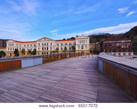 Deusto University In Bilbao