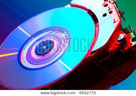 DVD loader