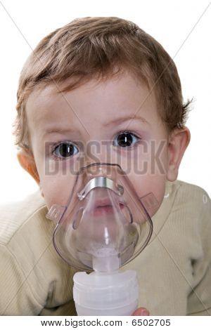 Inhaling Mask