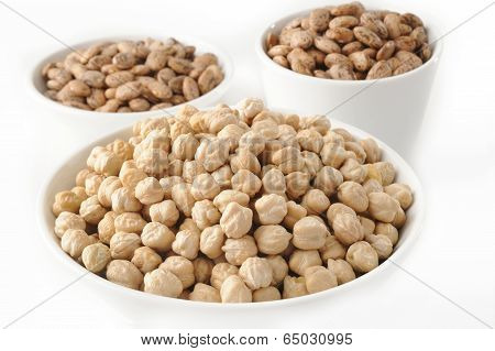 Pinto Bean And Garbanzo Bean