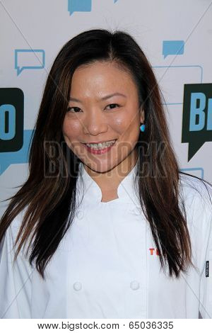 LOS ANGELES - MAY 1:  Shirley Chung at the A Night With