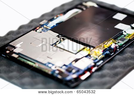 Tablet Without Cover View