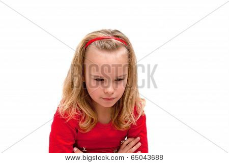 Upset Girl