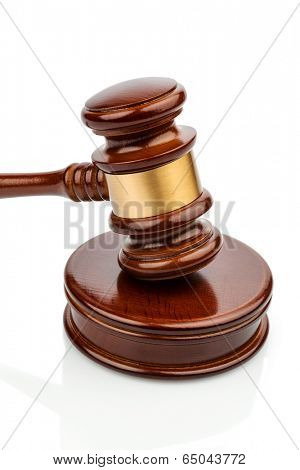 auction hammer or gavel icon photo for authority and decision-making