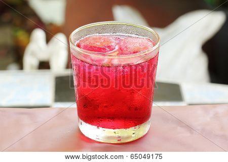 Sa-la Soda Drink