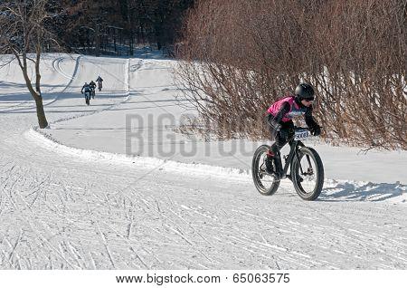 2014 Penn Cycle Fat Tire Loppet - Jesse Lalonde
