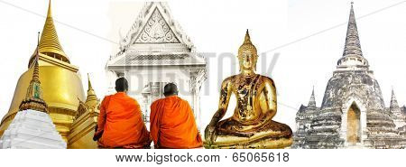 Thailand - conceptual backround