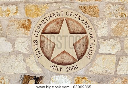 Texas Transportation Symbol