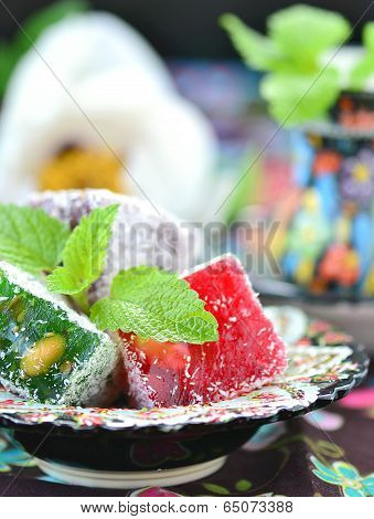 Locum , Turkish Traditional Delight