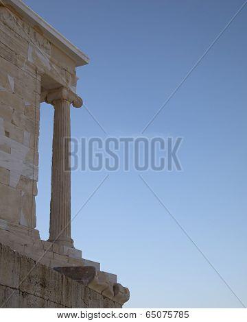 Athena Niki (victory) small temple, Arthens Greece
